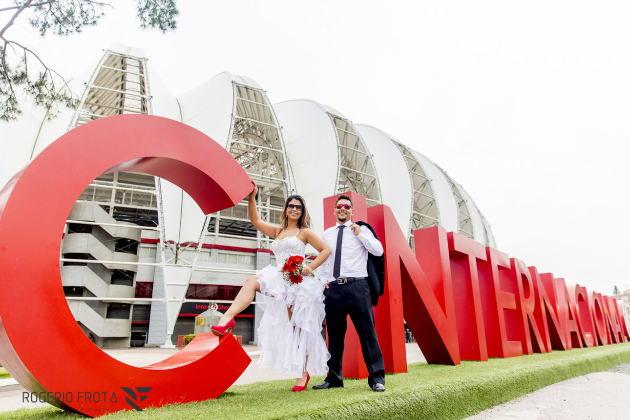 Trash the Dress Carol e Marcel