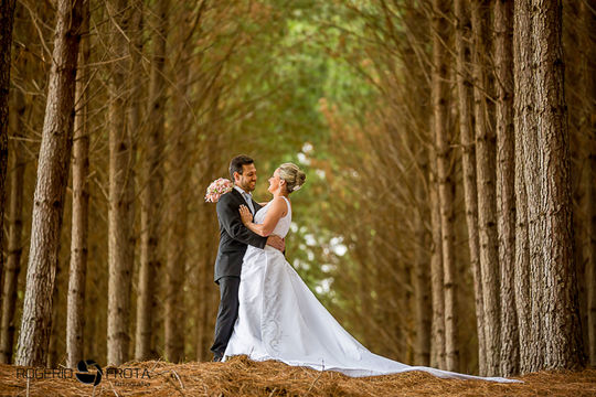 Marcela e William – Trash the Dress em Cambará do Sul